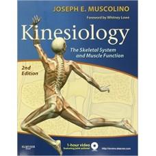 Kinesiology Muscolino - E. Joseph