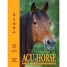 A Guide to Equine Acupressure Acu-Horse