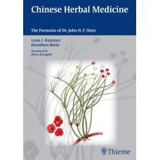 Chinese Herbal Medicine  The Formulas of Dr. John H.F. Shen - L.I. Hammer, H. Rotte
