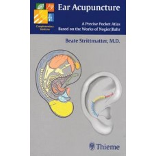 Ear Acupuncture 2nd edition - Strittmatter