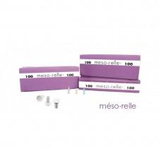 ΒΕΛΟΝΕΣ ΜΕΣΟΘΕΡΑΠΕΙΑΣ MESO-RELLE - ΜΙΑΣ ΧΡΗΣΗΣ ΚΟΛΛΑΓΟΝΟ 30GX12mm